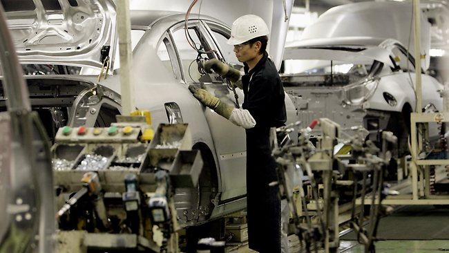 Japan's June industrial production ticks up