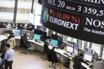 European Stocks Almost at 2 Month High
